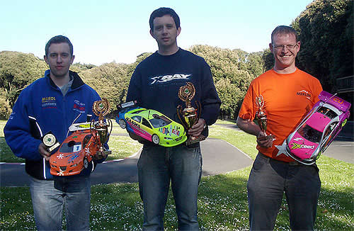 Merlin RC Fuel Podium in Ireland