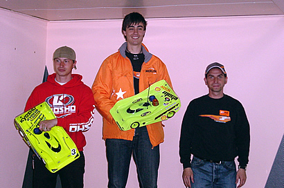 Merlin Fuel - Podium at Belgium