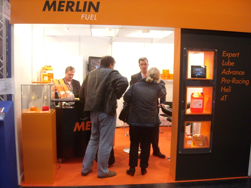 Merlin At Toy Fair